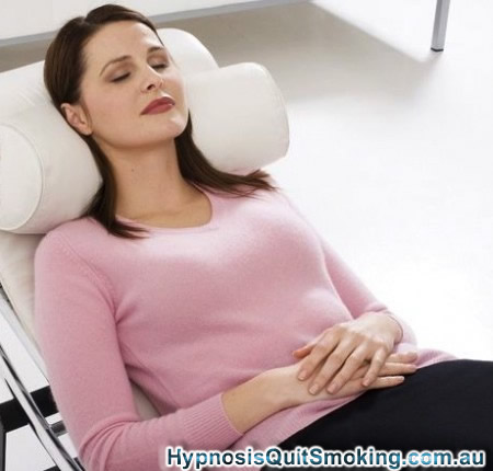 Hypnotherapy girl reclining 8549981 m e1337720026564 University Research Shows Hypnotherapy to Be an Effective Treatment