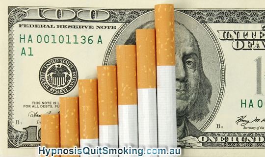 dollar cigarette iStock 000009048457Small Tax increases `could stop  250,000 smoking