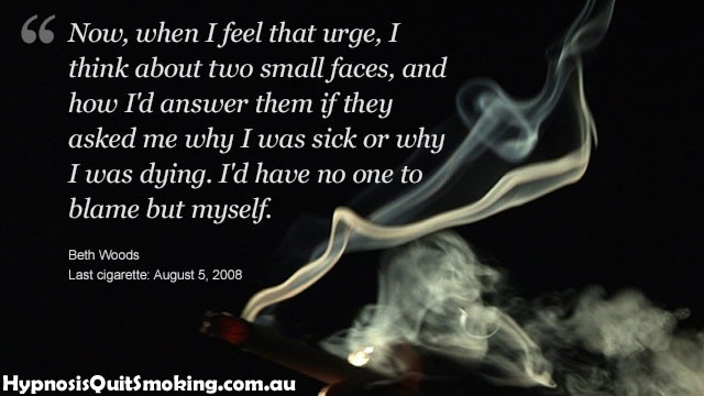Ex smokers who quit the habit for good Ex smokers who quit the habit for good