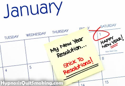 Make a resolution to stop smoking Make a resolution to stop smoking