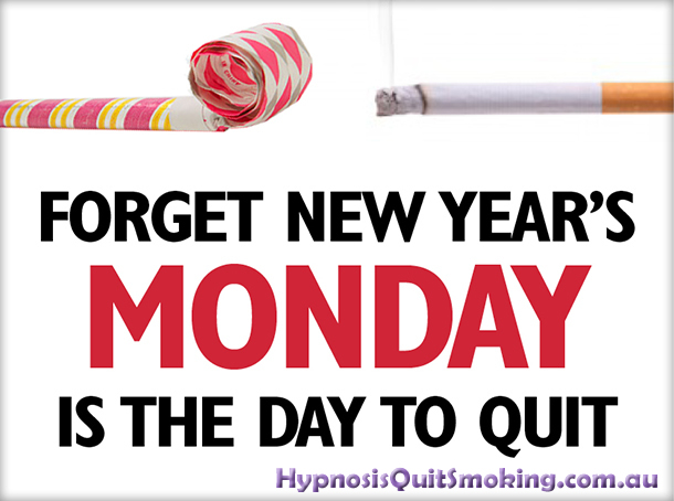 Quitting Smoking On Monday Are Most People Interested In Quitting Smoking On Mondays?